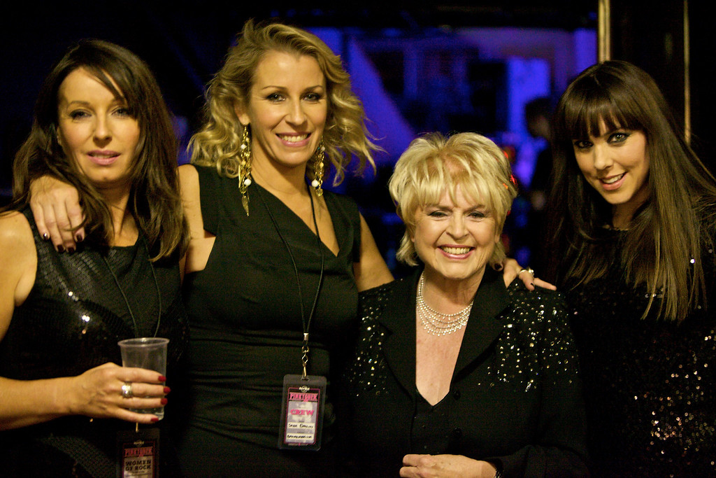 Bananarama, Gloria Hunningford and Mel C