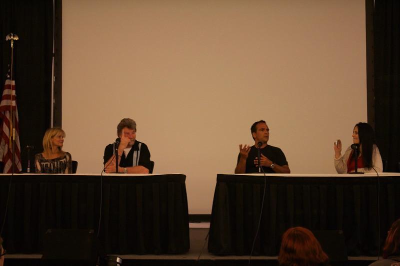 Weird Science cast panel