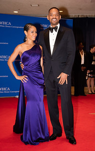 Will Smith, Jada Pinkett Smith, White House Correspondents Dinner