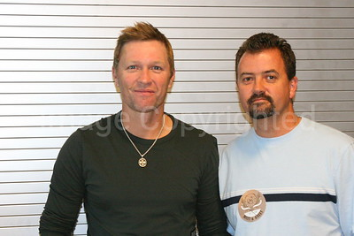 Me and Country music artist Craig Morgan at Elkins WV show on 10/4/08 - 10/13/08