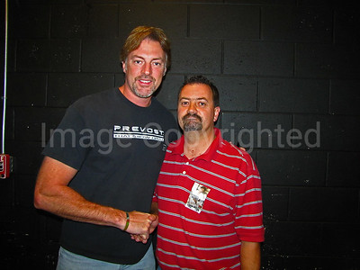 Me and Country music artist Darryl Worley 10/09/10 at Cattle Annie's - 10/10/10