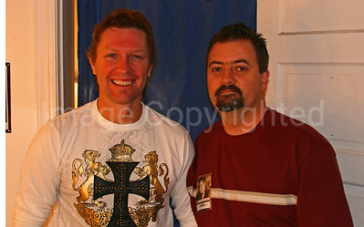 Me and Country Music Artist Craig Morgan - 11/23 Hagerstown MD show - 12/05/07