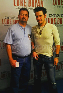 Me and CMT Country artist Matt Mason - 10/25/12