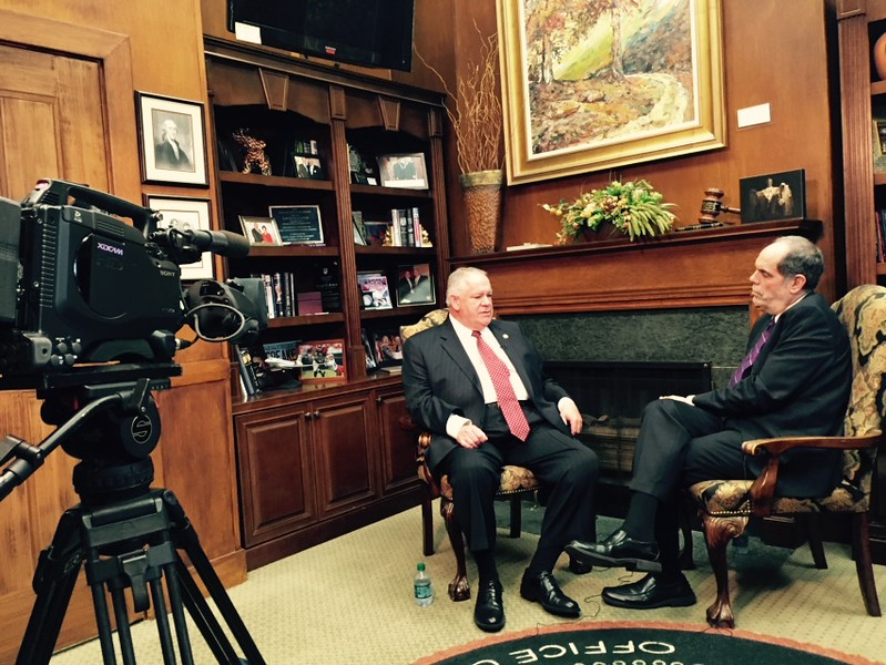 Bill Nigut interviews Ga House Speaker David Ralston.