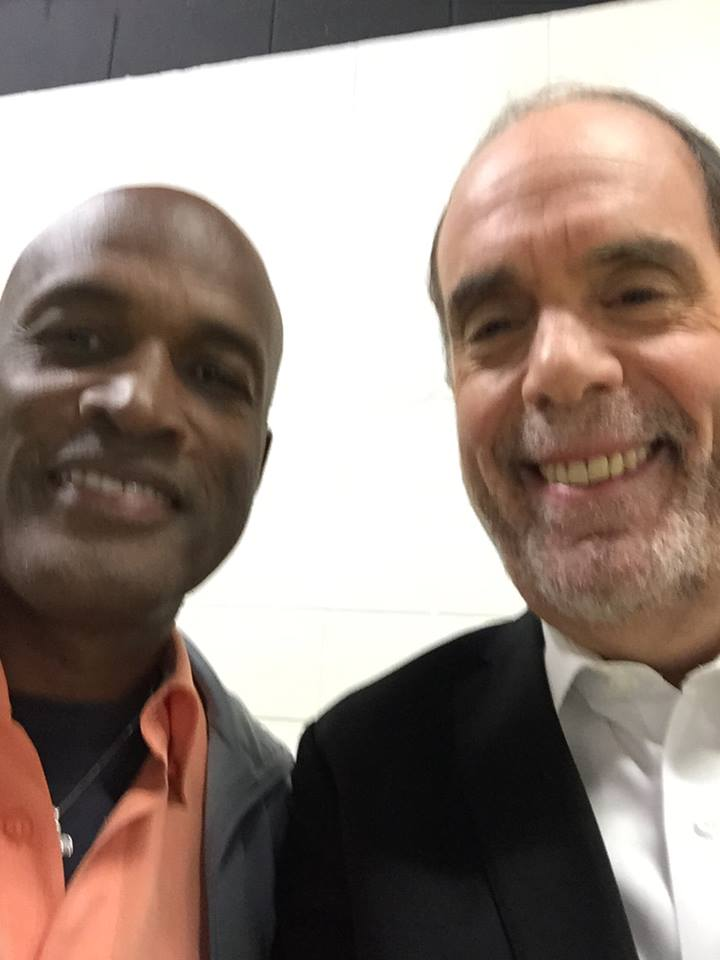 Kenny Leon and Bill Nigut