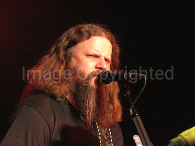 Country music artist Jamey Johnson at Cattle Annie's Feb 20th in Lynchburg VA - 3/3/10