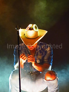 Country music artist Justin Moore 10/27/12 at JPJ Arena - 8/20/13