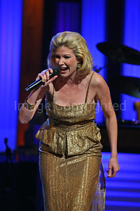Country Music artist Emily West 7/21/09 at Grand Ole Opry - 9/10/09