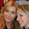 9266a Michelle Collins ( Calender Girls) with Emma, Cambridge Arts Theatre