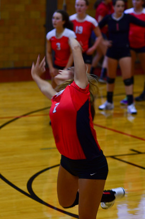 A volleyball 2014-2760