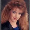 Charlene in her senior years - 1990