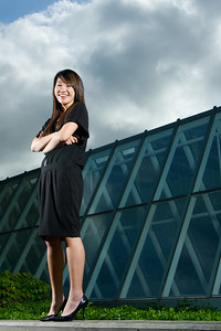 Che Yen Chan, for UW Business Magazine