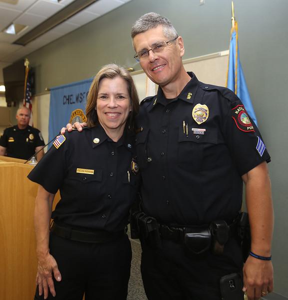 police officer retirement