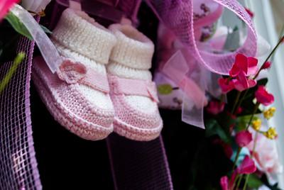 chelsea's baby shower