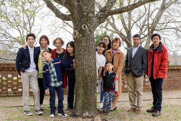 Chen's Family