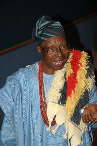 Zacheus O. Olorauntoba, born in 1919, is a Yoruba chieftain and heir to the throne of Ogidi Nigeria.