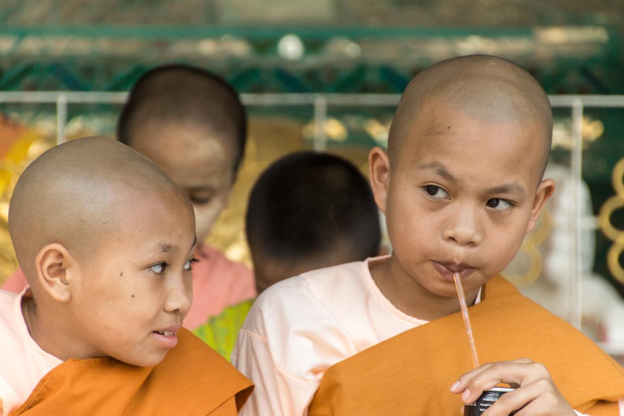 Scwedagon Pagoda, Yangon, Myanmar