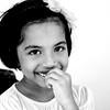 Daughter of a makeup artist in Galle, Sri Lanka.