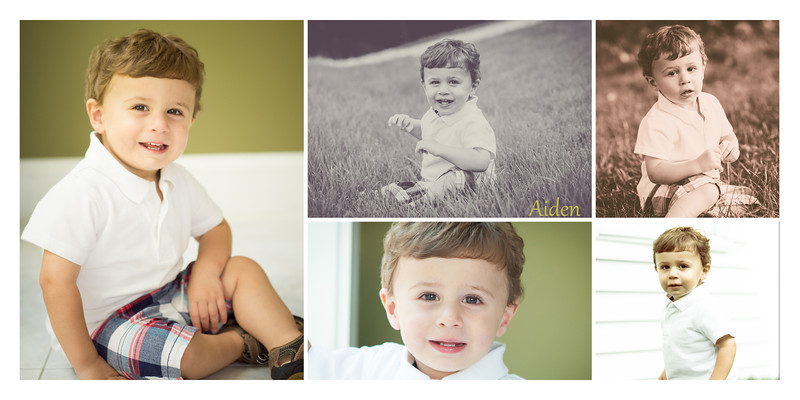 Aiden Collage