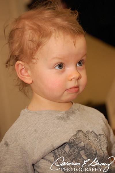 Gotta love the hair! <br /> <br /> Taken February 25, 2012