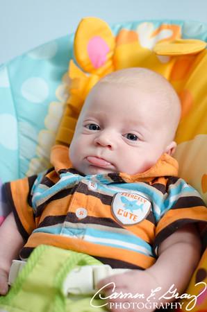I'm 2 Months Old!