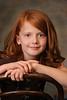 """Portrait of a little red headed girl. (To purchase prints or downloads, click on the """"Buy"""" or shopping cart button above the image; then choose """"This Photo"""", followed by clicking on the 'Prints', 'Merchandise', or 'Downloads' tab.)"""