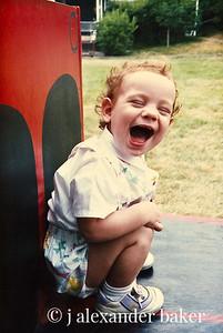 Big Laugh, Little Shoes