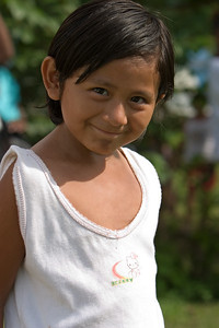Mestizo boy in Benque, Cayo, Belize.