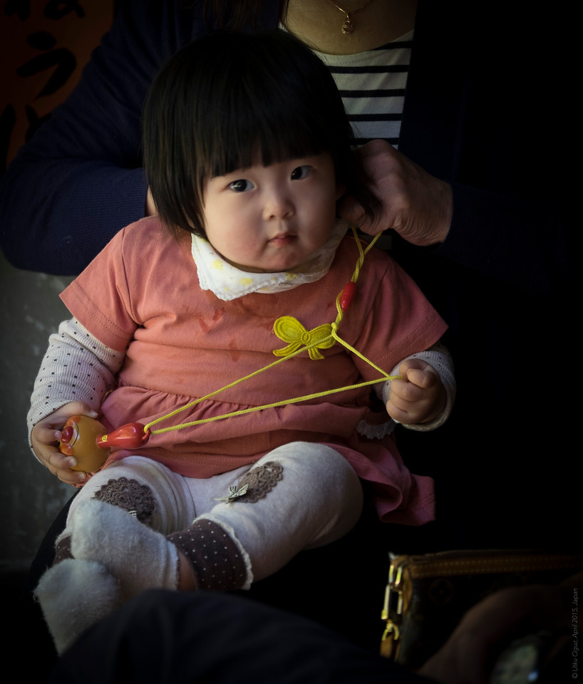 The Baby At The Shrine