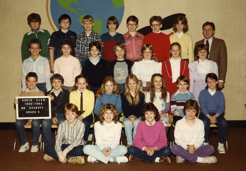 "5th grade at Danville (Indiana) South Elementary school, 1983-1984 (class of '91).  Mr Evanoff was a big deal back then because I think he was the only male teacher in the entire elementary system.  <a href=""http://resources.danville.k12.in.us/teachers/South/evag/web/index.html"" target=""_dcs"">He still teaches there today</a>"