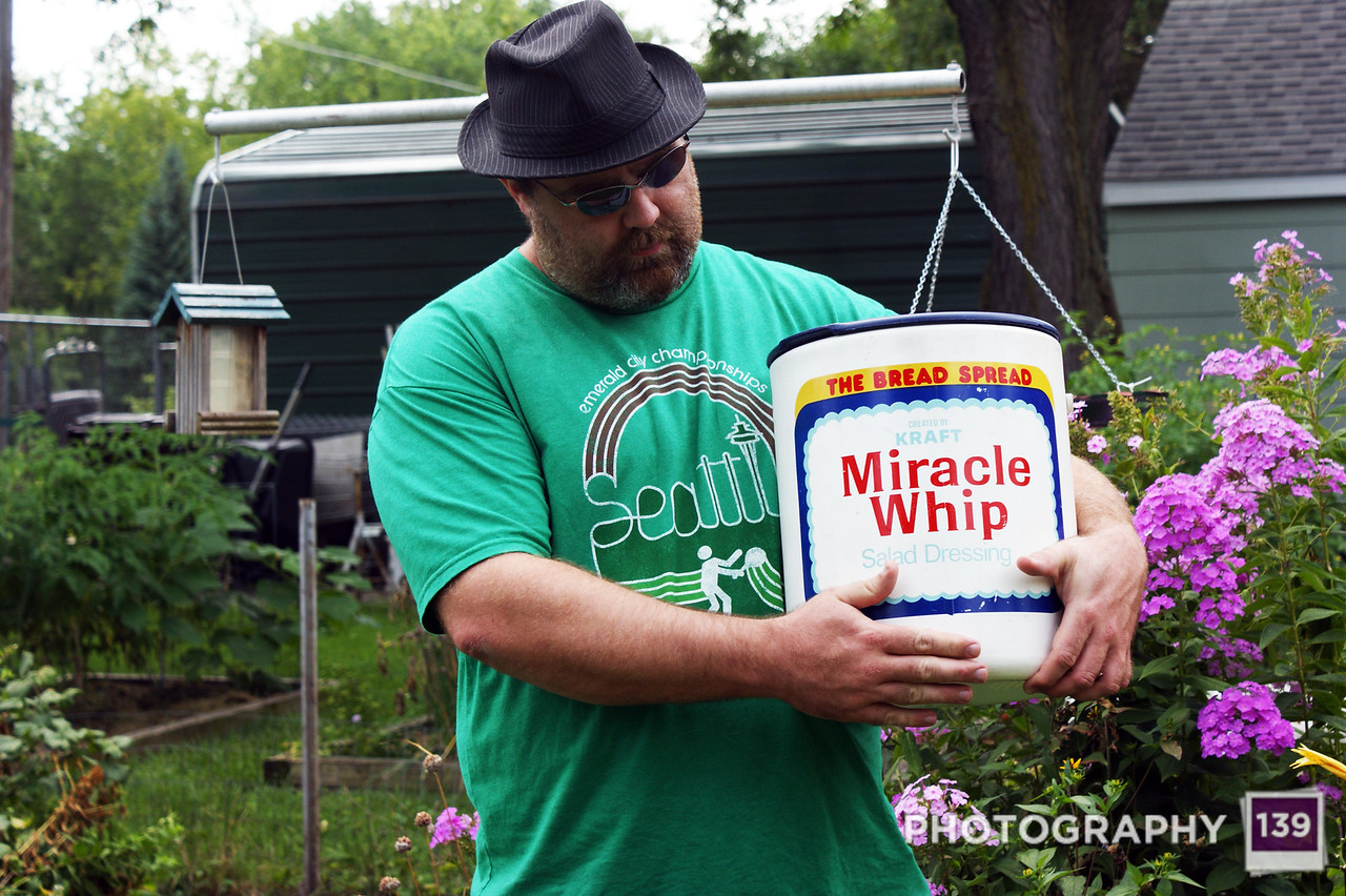 Me and My Miracle Whip Cooler
