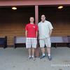 Mark and I - 2012