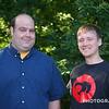 Mark and I - 2011