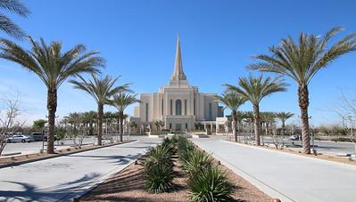 Church of Jesus Christ of Latter-Day Saints Gilbert Arizona Temple - February 18, 2015
