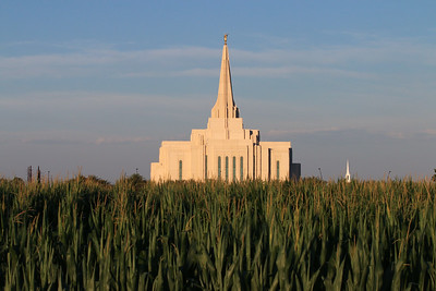 Church of Jesus Christ of Latter-Day Saints Gilbert Arizona Temple - June 16, 2015
