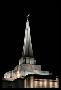 Church of Jesus Christ of Latter-Day Saints Gilbert Arizona Temple - October 17, 2013