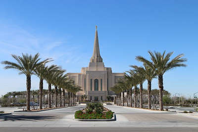 Church of Jesus Christ of Latter-Day Saints Gilbert Arizona Temple - February 18, 2015