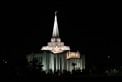 Church of Jesus Christ of Latter-Day Saints Gilbert Arizona Temple - October 17, 2013