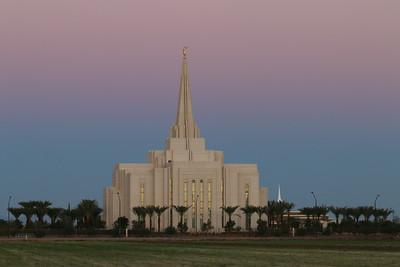 Church of Jesus Christ of Latter-Day Saints Gilbert Arizona Temple - September 28, 2013