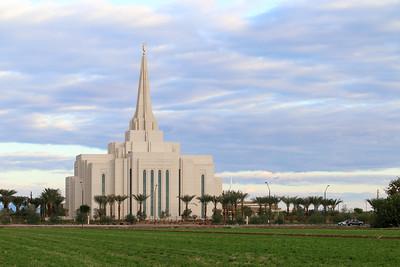 Church of Jesus Christ of Latter-Day Saints Gilbert Arizona Temple - November 24, 2013