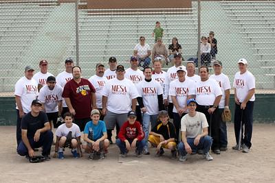 Softball - Mesa 2nd Ward 100 Year Softball Game