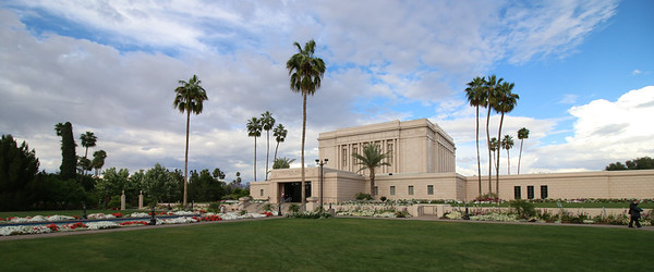 Mesa Arizona Temple - The Church of Jesus Christ of Latter Day Saints