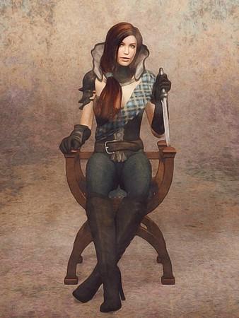 Clan Lady