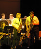 0512<br /> May 12, 2009<br /> Harrison High School Band Performance <br /> Graff Auditorium