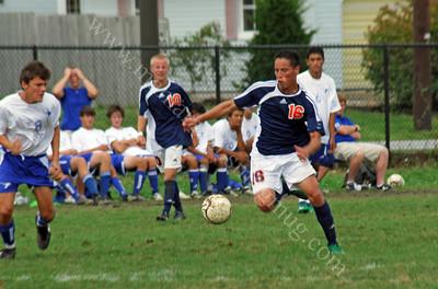 Frankfort vs Harrison - Men's High School Soccer - September 13, 2008