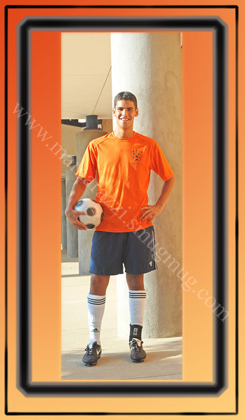 Alex - Soccer Senior