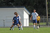 Central Catholic vs North Montgomery<br /> Soccer Game<br /> August 20, 2009