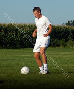 Tryouts Harrison High School Soccer Team August 2008