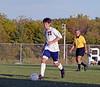 October 2, 2008<br /> Harrison Raiders vs Benton Central Bison<br /> High School Soccer