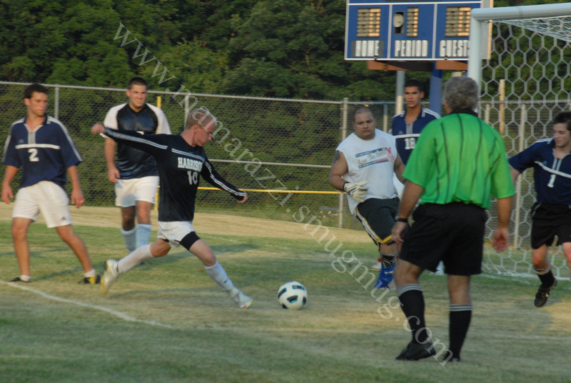 July 23, 2011 Alumni Game